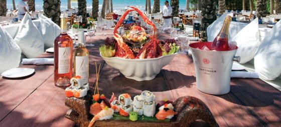 Nikki Beach – en eksotisk strandklubb og gourmetrestaurant for alle som liker litt ekstra
