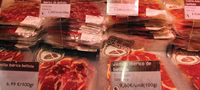 Ta med matgleden på «mercado» i Madrid