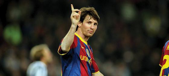 Intervju med Lionel Messi