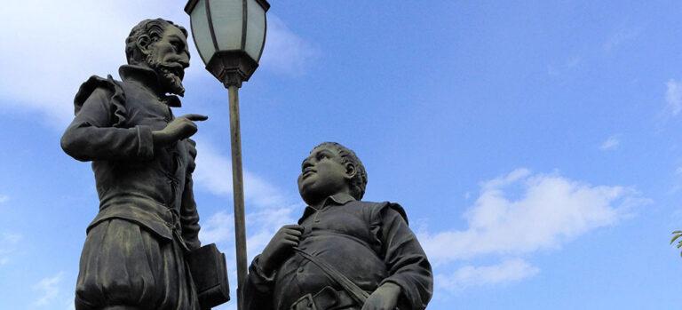 Miguel de Cervantes – Grunnleggeren av vår tids roman