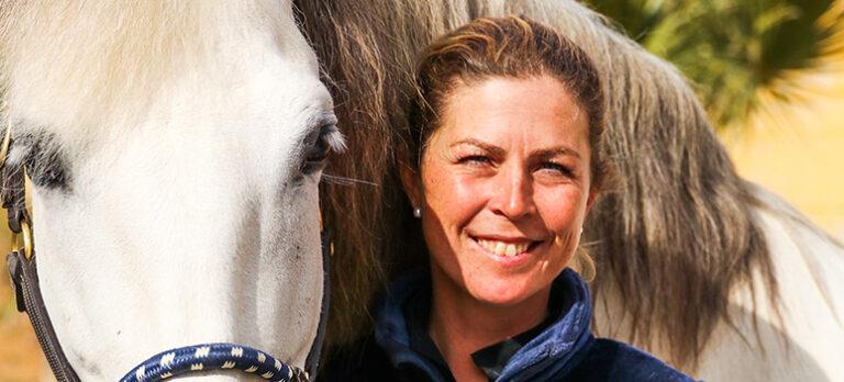 Veronica Winsents – en norsk entusiast med glødende lidenskap for hester