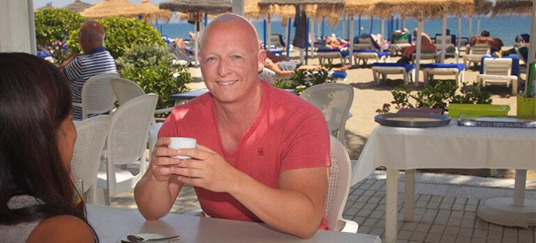 «Kaffepraten» med kiropraktoren