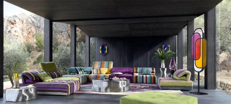 Innredning og innovativt design – Opplev de nye kolleksjonene hos Roche Bobois, Marbella.