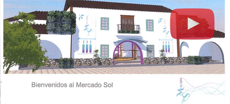 Sabor a Málaga Gourmet – salgshallen Mercado Sol serverer smaken av Málaga