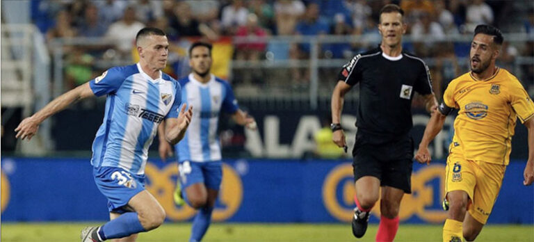 Jack Harper – Málaga CFs lokale skotte