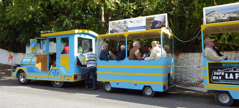 forening Turisttoget i Montefrio