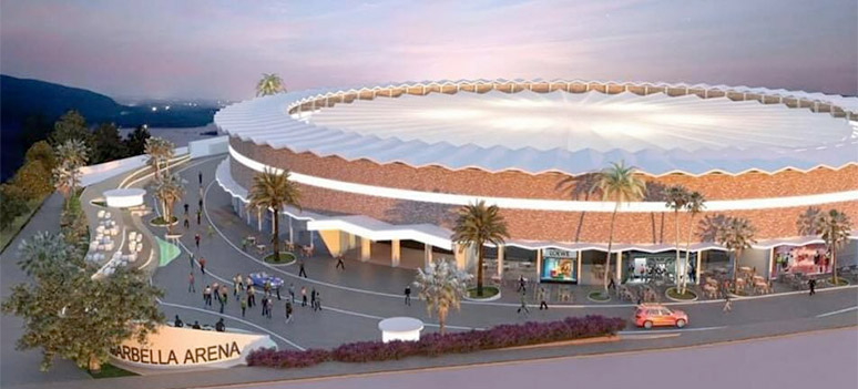 marbella arena