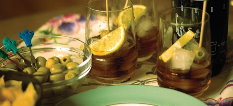 sherry-brandy