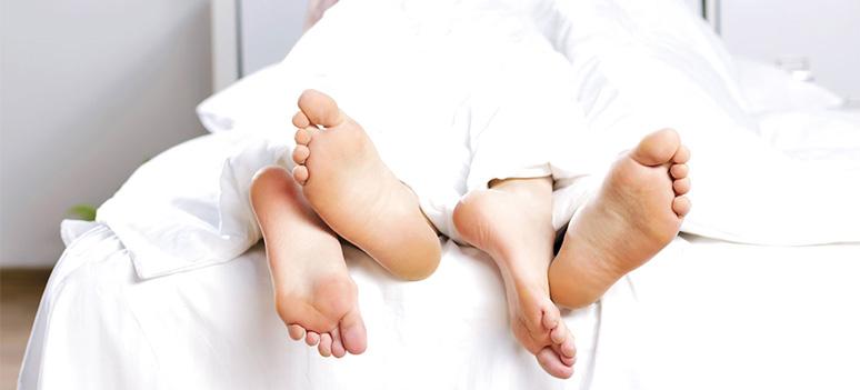 Sex svekker ikke idrettsprestasjoner