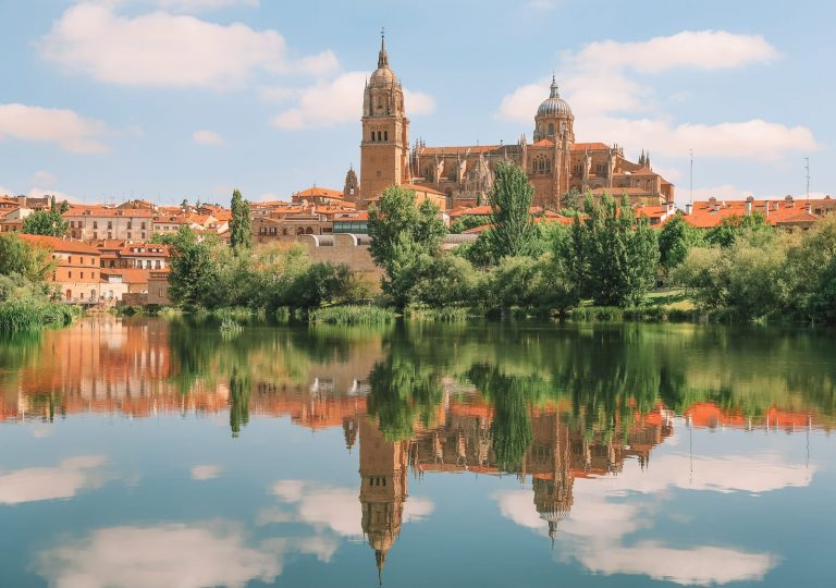 Utflukt til Salamanca