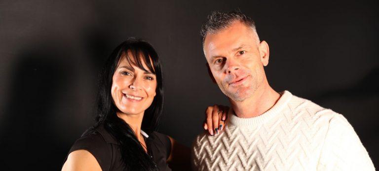 Monica og Max fra solkystfavoritten Alhamar Fitness Centre