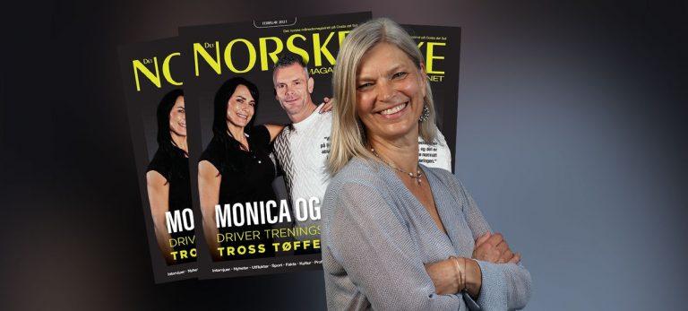 Velkommen til Det Norske Magasinets februar-utgave 2021!