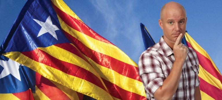 På den andre siden... Blir katalanerne aldri trette?