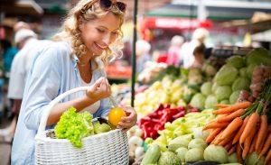 Litt spanskundervisning: På markedet / En el mercado
