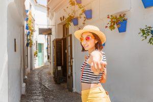 På rundtur i Andalucía