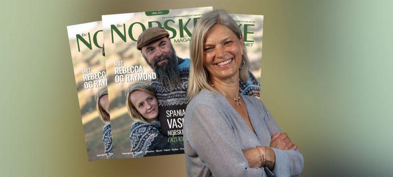 Velkommen til Det Norske Magasinets april-utgave 2021!