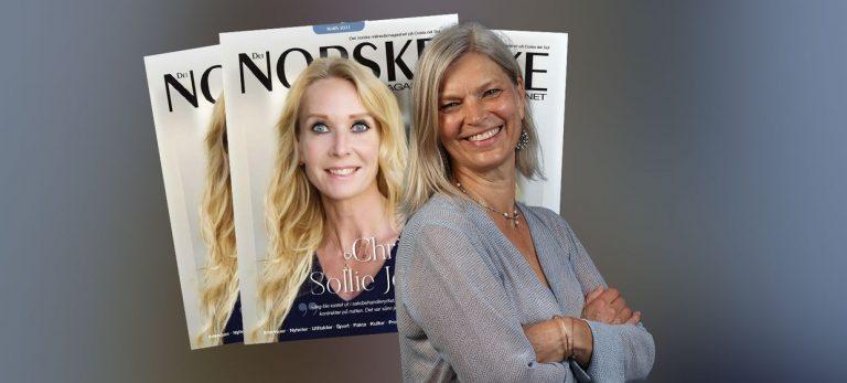 Velkommen til Det Norske Magasinets mars-utgave 2021!