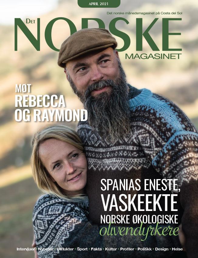 Det Norske Magasinet – April 2021
