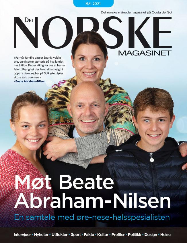 Det Norske Magasinet – Mai 2021