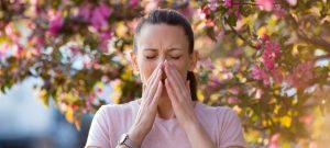 Sesongbetinget allergi