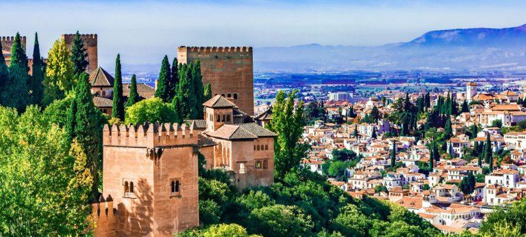 Granada – uten Alhambra