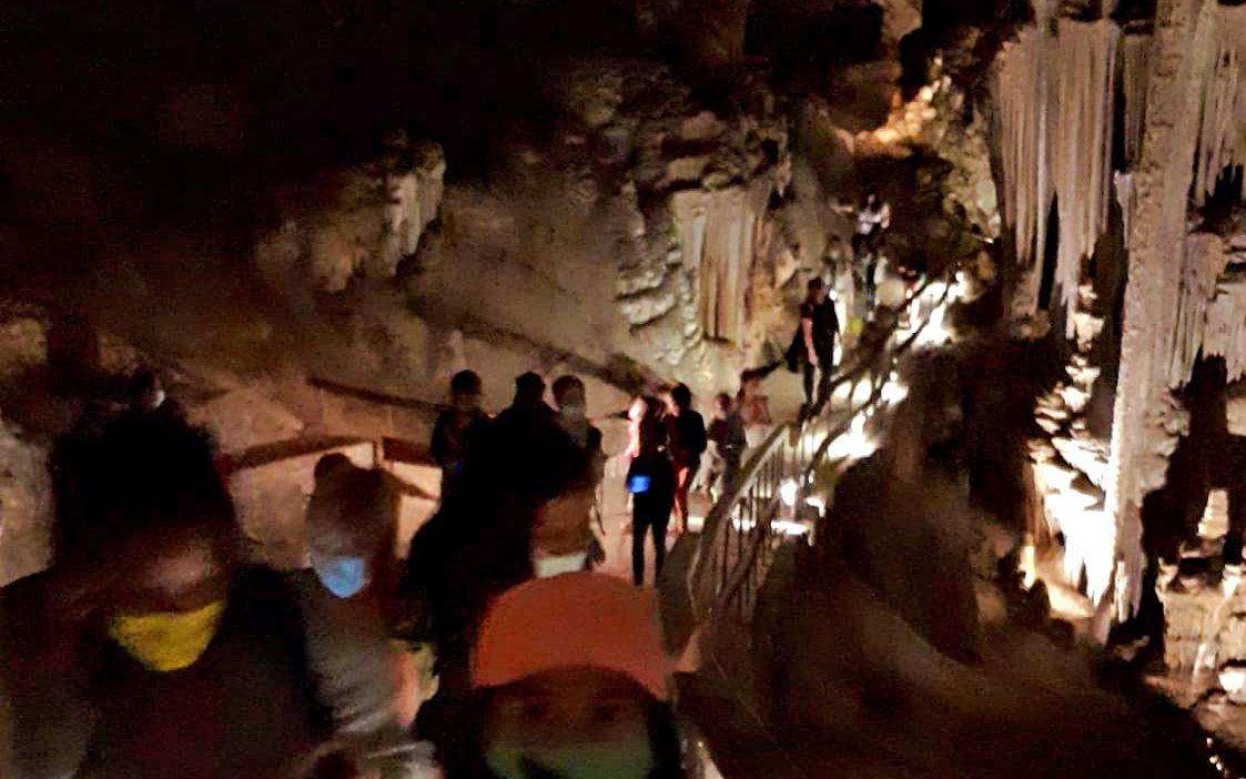 Til Nerja på grottesafari