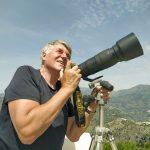 Frits Solvang: Fra Nordkappfiske til Andalusiske skyer – et liv i bilder
