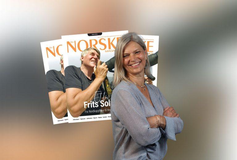 Velkommen til Det Norske Magasinets juni-utgave 2021!