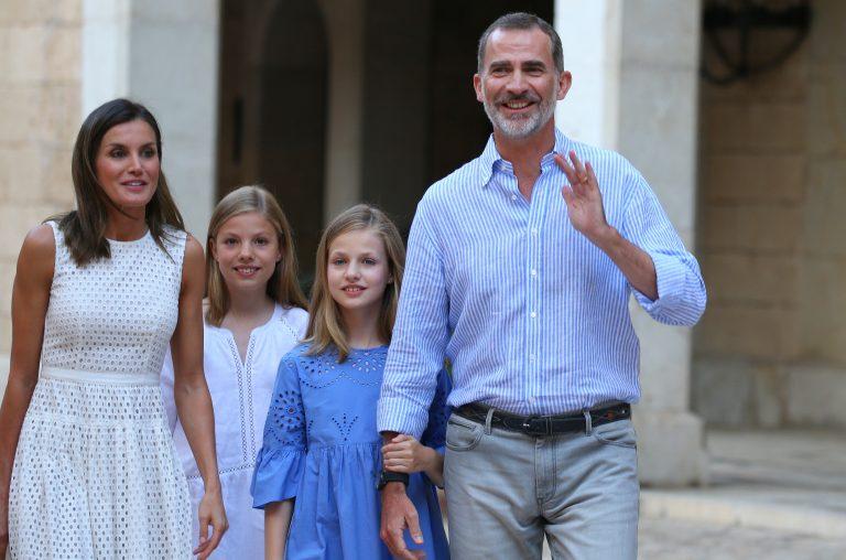 Spansk kongefamilie åpner ny utstilling i Alhambra