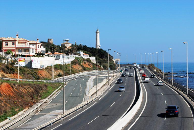 Dødsulykke på motorvei A-7 i La Cala de Mijas