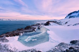 På vei til polarsirkelen etter å ha overvunnet kreft