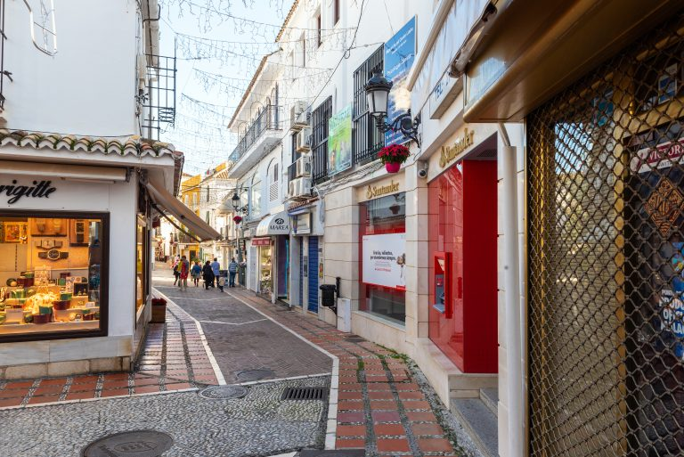 Marbella vil aktivere det lokale næringslivet