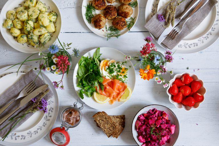 Alt det gode for sommeren finnes i din nordiske matbutikk