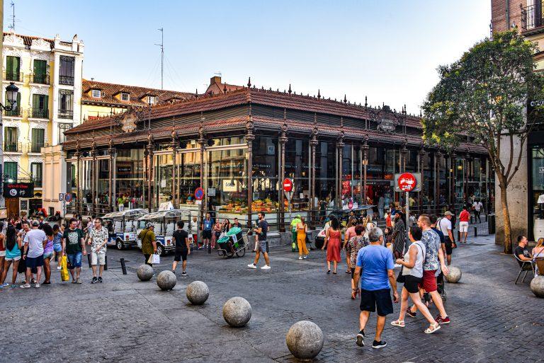 Store smaksopplevelser fra Madrid