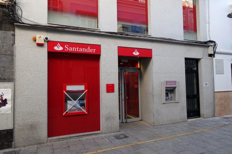 55 % av bankfilialene i Málaga har stengt