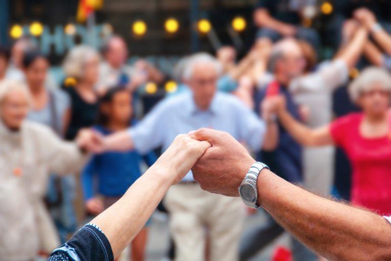 Noche en Blanco feiring for eldre i Fuengrola på 21. juni