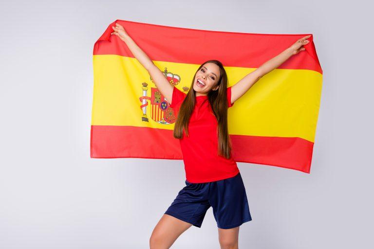 Spania klar til fotball EM
