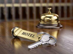 Hotelreservasjonene mangedobles hver uke