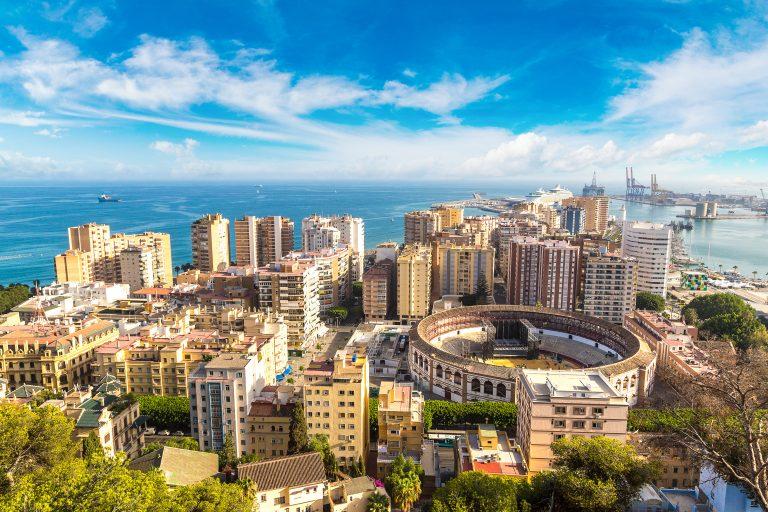 Málaga første spanske fastlandshavn til å gjenoppta cruiseskiptrafikk