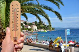 Varmebølge til helgen, igjen