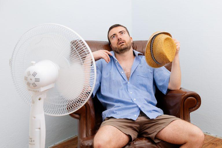 Slik kjøler du deg ned i varmen