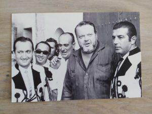Orson Welles' siste reise