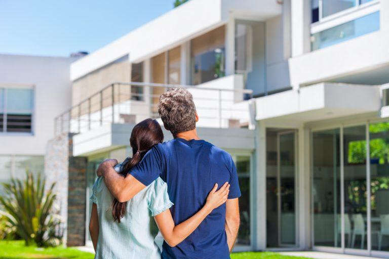 Stor stigning i salg av eiendommer