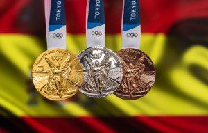 Bra OL for Spania