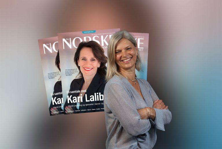 Velkommen til Det Norske Magasinets september-utgave 2021!