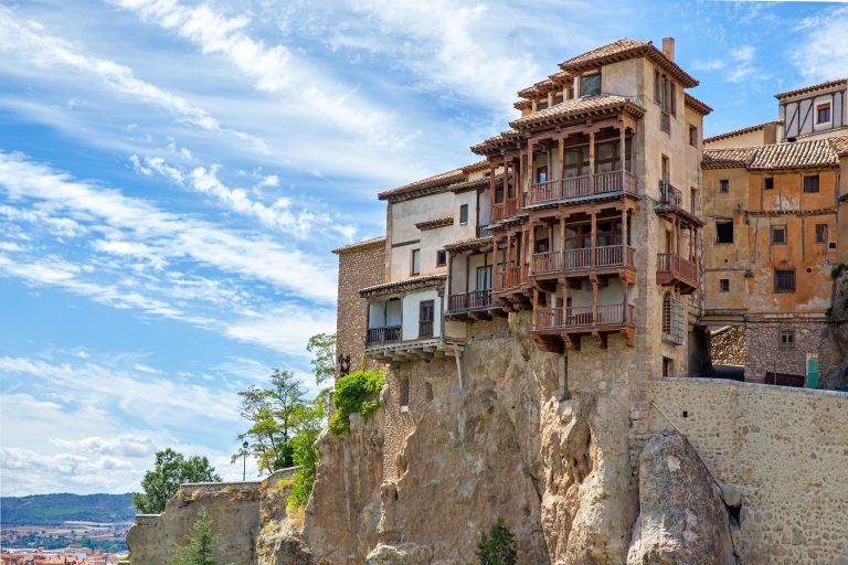 Cuencas hengende hus
