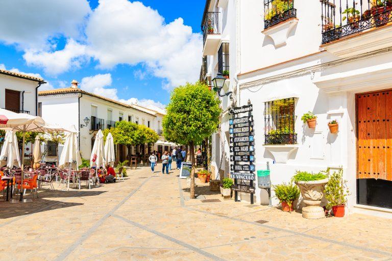 Andalucía - romantisk landsbyliv eller avfolkete småbygder?
