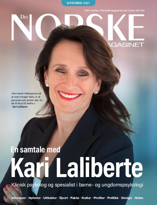 Det Norske Magasinet September 2021