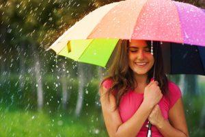 Dags å ta frem paraplyen