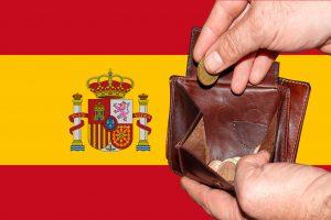 Skuffende nøkkelindikatorer for spansk økonomi